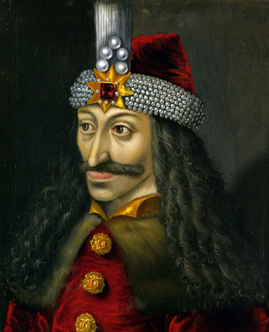 Mit o vampiru iz Transilvanije se proširio na zapad