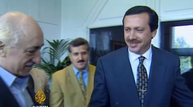 Gulen i Erdogan, dok su još bili saveznici