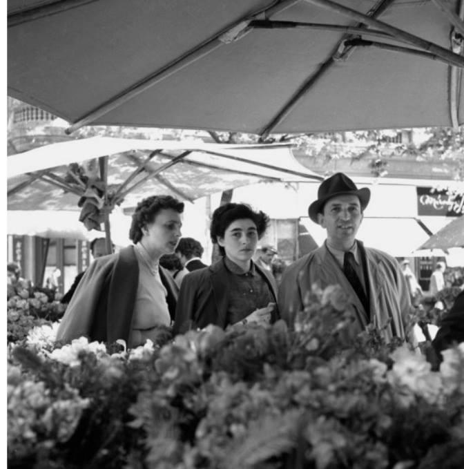 Ljudi 50-ih, snimio ih je Tošo