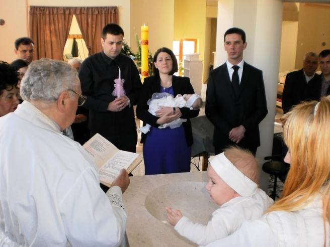 Bio je kum na krštenju djeteta svojih najboljih prijatelja
