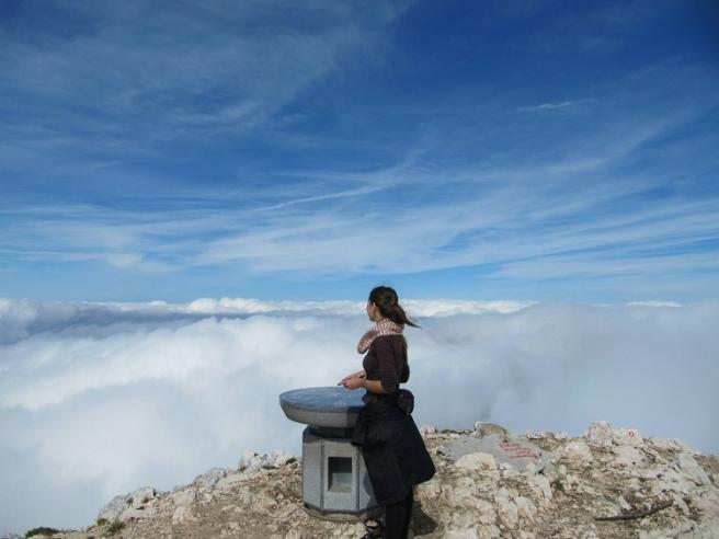 Prije bolesti Anja se bavila planinarenjem