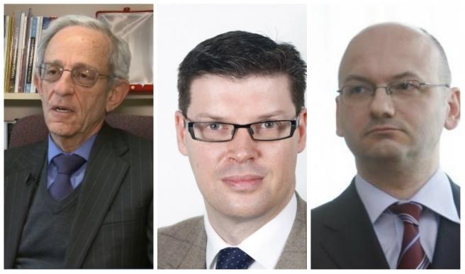 Daniel Serwer, James Ker-Lindsay i Dejan Jović