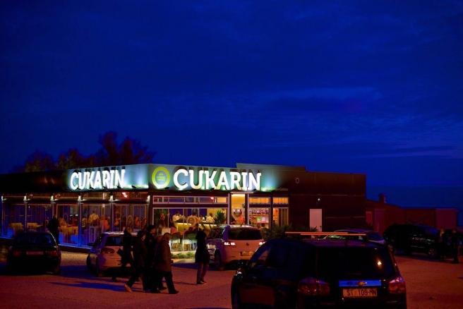 Kafić Cukarin ima koncesijsko odobrenje za 12 kvadrata
