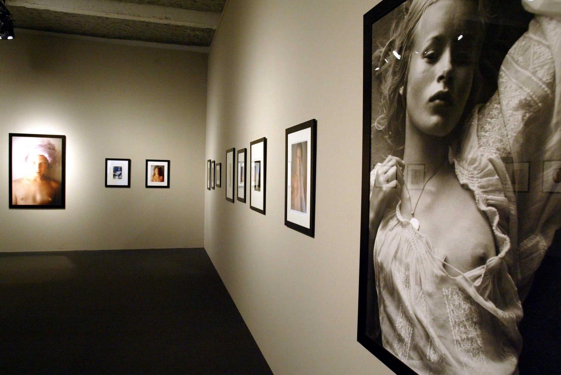 Izložba njegovih fotografija u Lyonu 2007.
