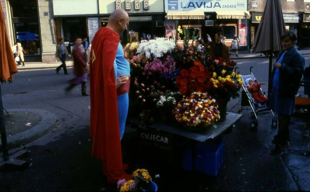Tom Gotovac kao Superman