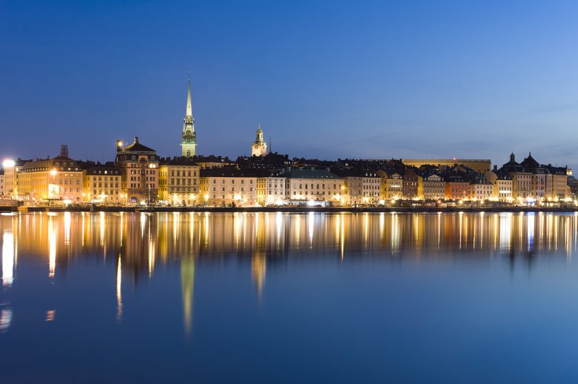 Stockholm je začudna kombinacija velegrada i prirode.