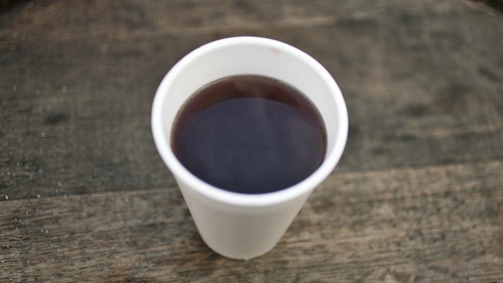 Kuhano vino iz Pušće Bistre