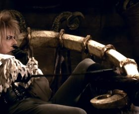 David Bowie, Jareth iz Labirinta