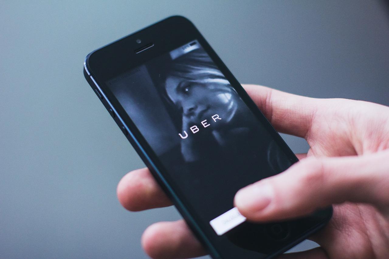 Uber aplikacija