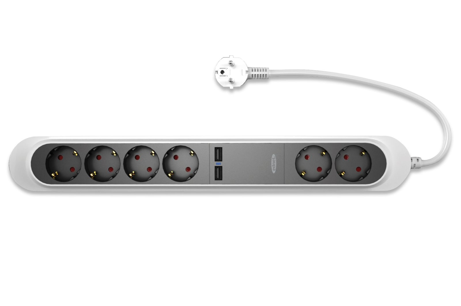 Ednet produžni kabel sa USB-om
