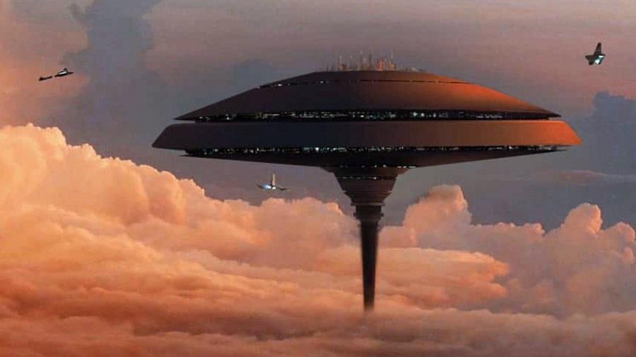 Cloud City, Ratovi zvijezda