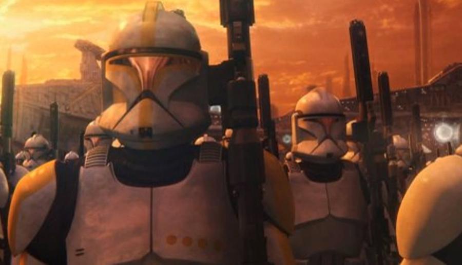 Ratovi zvijezda: Klonovi napadaju