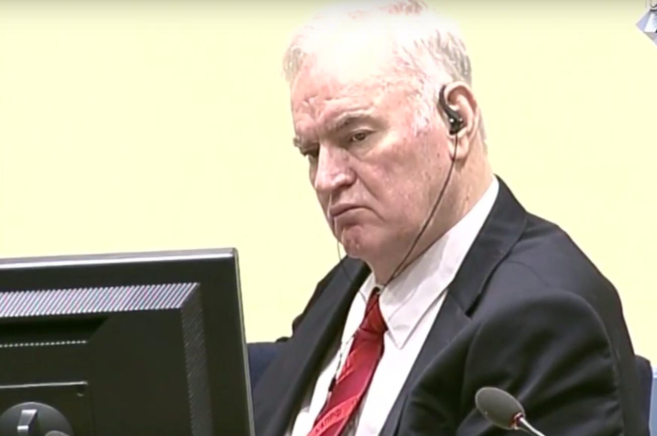 Ratko Mladić osuđen na doživotni zatvor