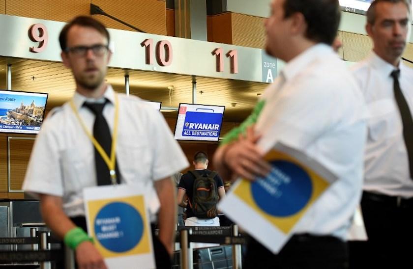 Ryanairovi piloti upravo su u najvećem štrajku u povijesti te kompanije; otkazano 400 letova