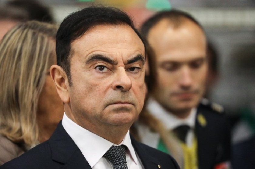 Uhićen je šef Nissana; misle da je muljao s bonusima i prikazivao manji dohodak od stvarnog