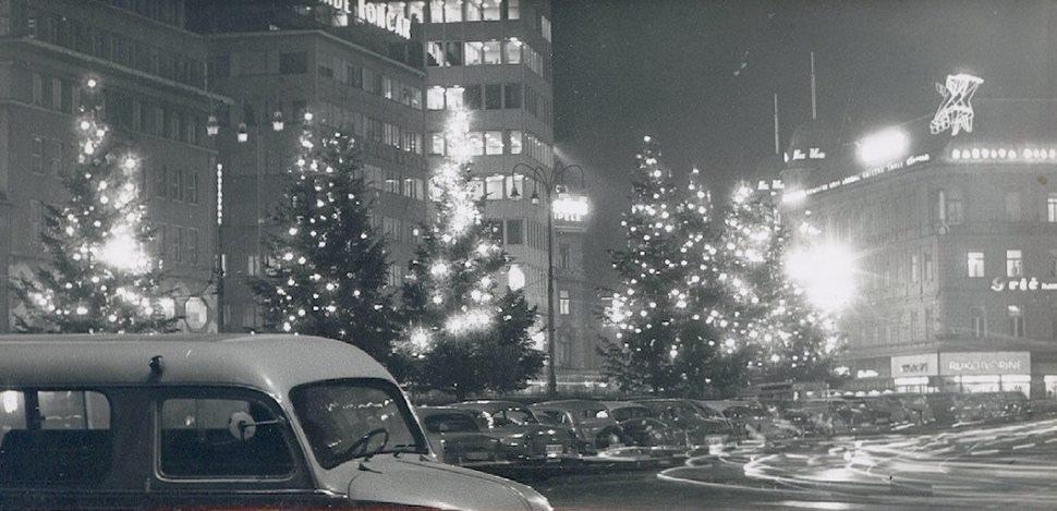Trg Republike, 1962. godine