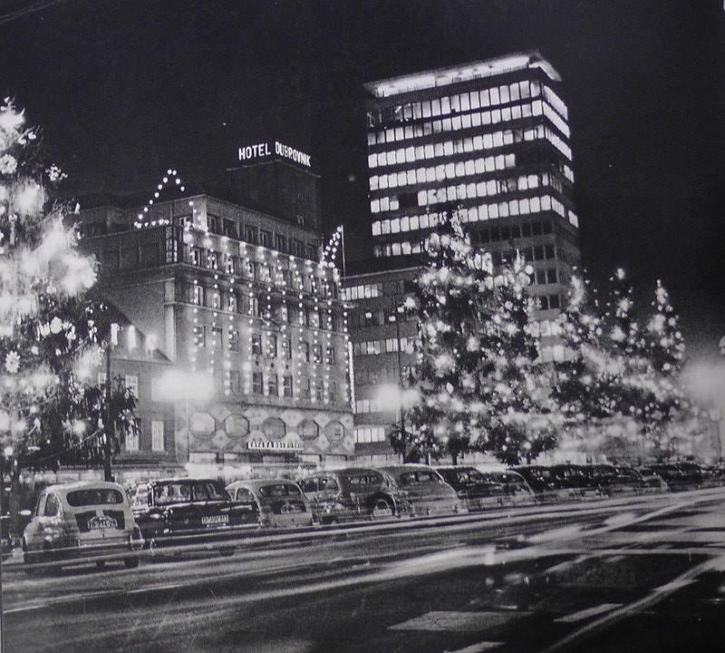 Trg Republike, 1965