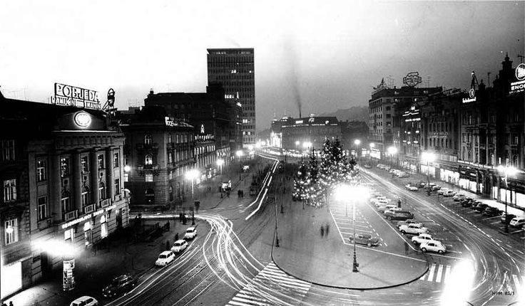 Trg Republike, 1966. godine