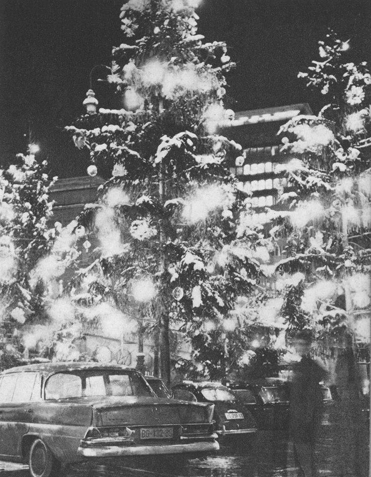 Trg Republike, oko 1965. godine
