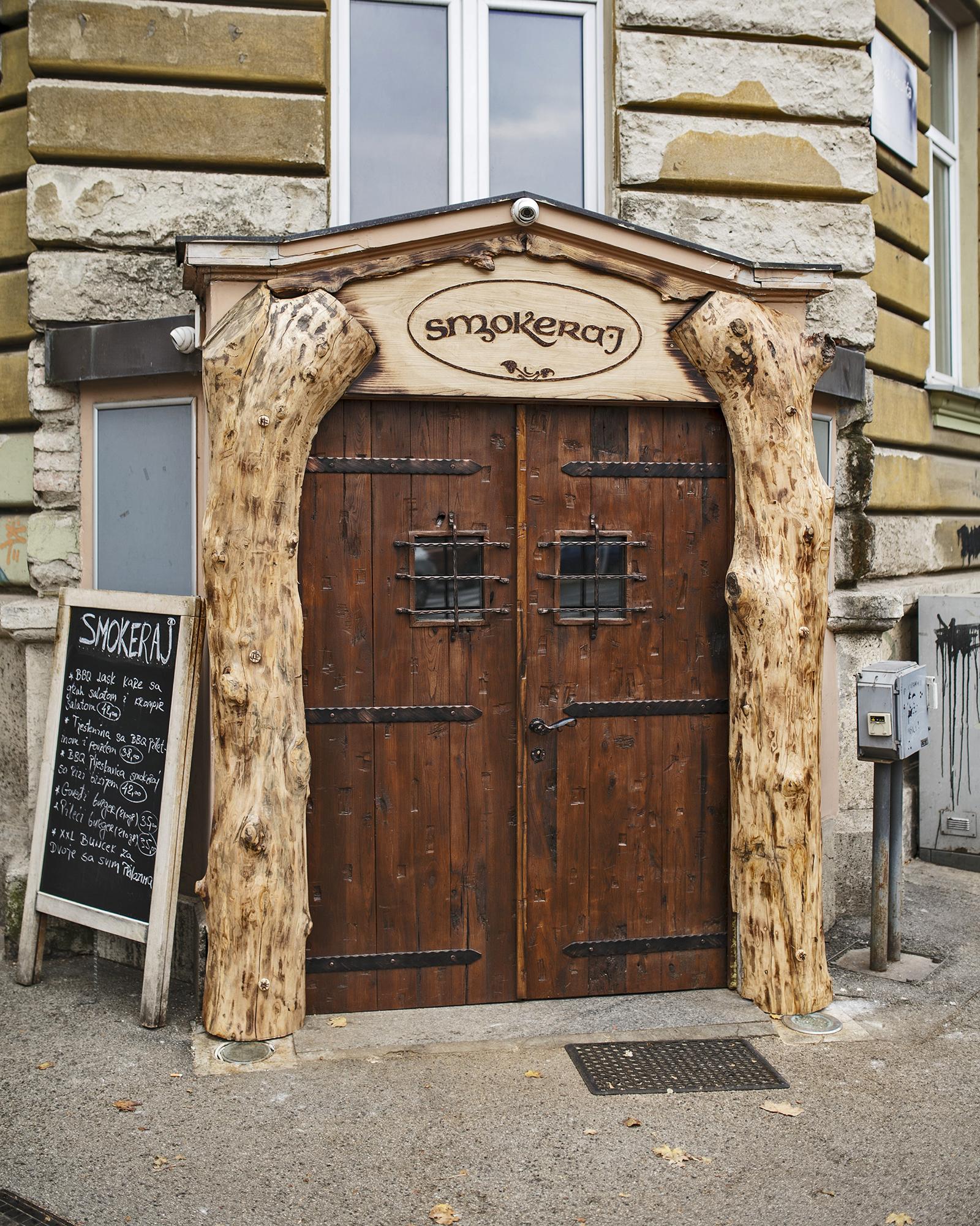 mjesto za pronalazak graha i bagela