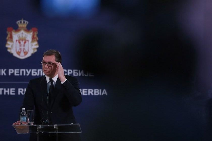 Vučić je sinoć poručio da Srbija nikad neće biti članica NATO saveza