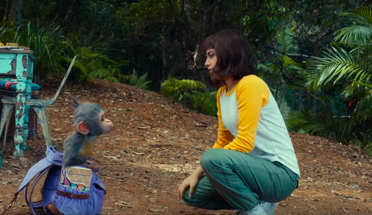 Pojavio se prvi trailer za Dora the Explorer. Klinci su napokon dobili prezabavan avanturistički film