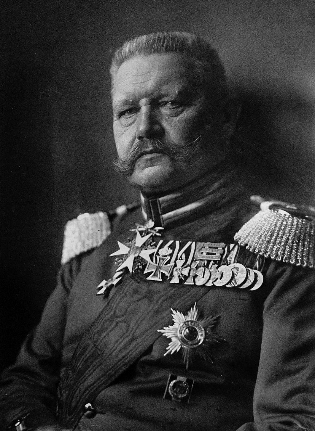 SVI ZNAMO DA JE 10.TRAVNJA ZNAČAJAN 9-Paul_von_Hindenburg-wikimedia