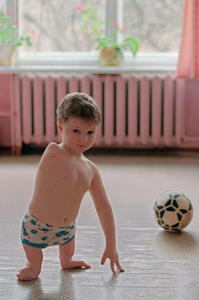 Deformirani dječak koji je pronađen u jednoj školi za djecu s posebnim potrebama.