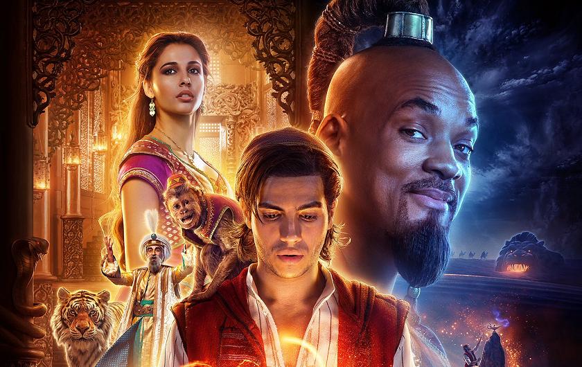 Disney je objavio jako dugačak popis svojih filmova do 2027 Aladin