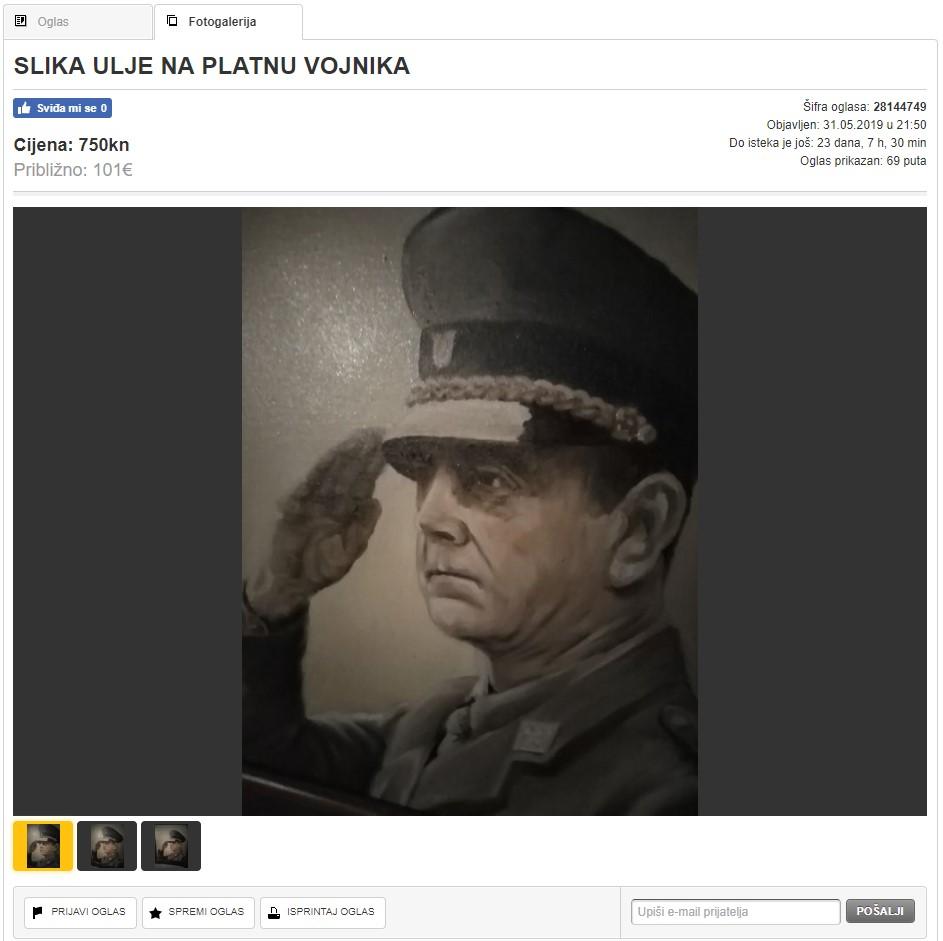 I ovaj nam vojnik djeluje poznato. Aha, isti je kao i na prvoj slici.