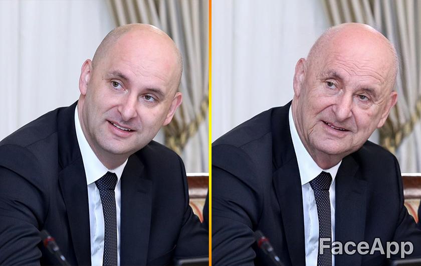 Aktualni ministar poljoprivrede i vlasnik najvećeg roštilja u državi, Tomislav Tolušić