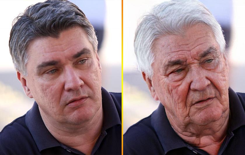 Sadašnji predsjednički kandidat, bivši šef SDP-a i bivši hrvatski premijer Zoran Milanović