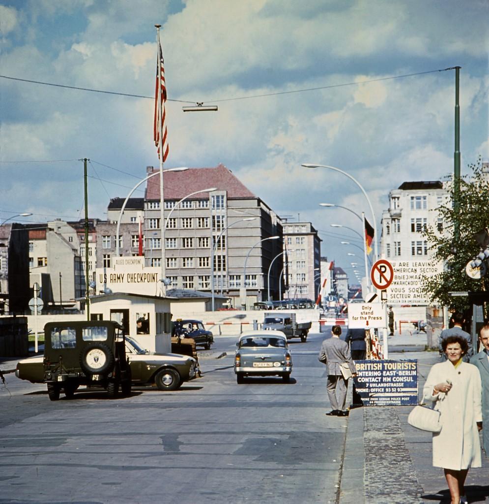 Checkpoint Charlie, 1968. godina.