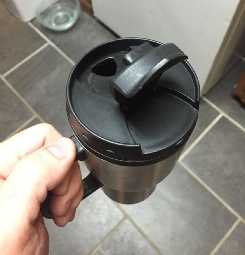Ni kavu ne mogu popiti kako spada.