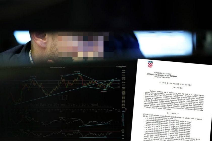Rekonstruirali Smo Kako Je Nekoc Ugledni Hrvatski Broker Ljudima
