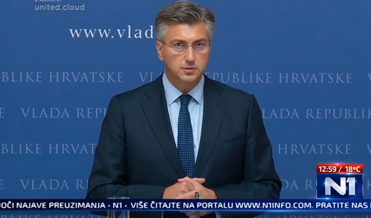 Plenković je, očito, malo u panici. Vlada uoči predsjedničkih izbora donosi tri domoljubna zakona o Vukovaru