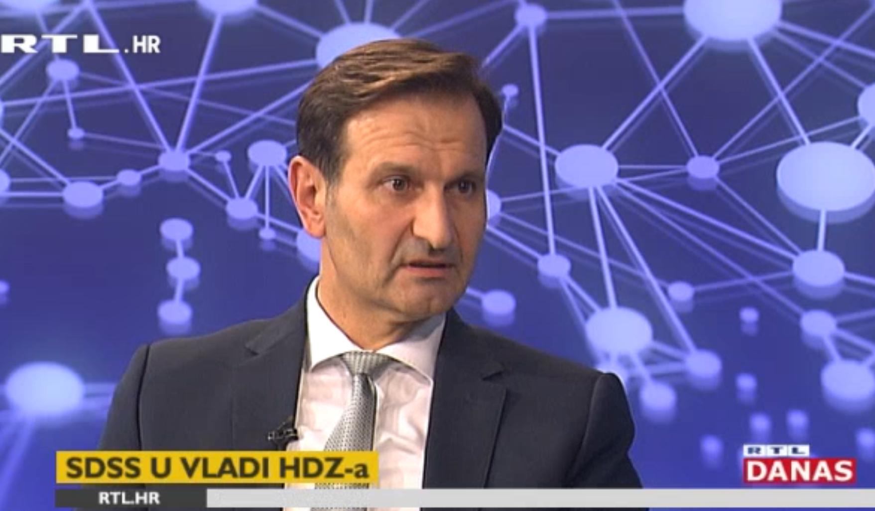 Miro Kovač najavio je da će se kandidirati za šefa HDZ-a: 'Neće Plenković pobijediti, ja ću!'
