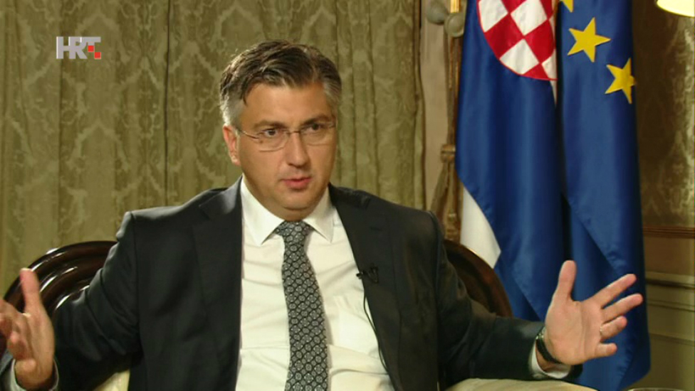 Plenković uvjerava da je koalicija stabilna, ali kaže da ne zna što će Pupovac reći danas na presici