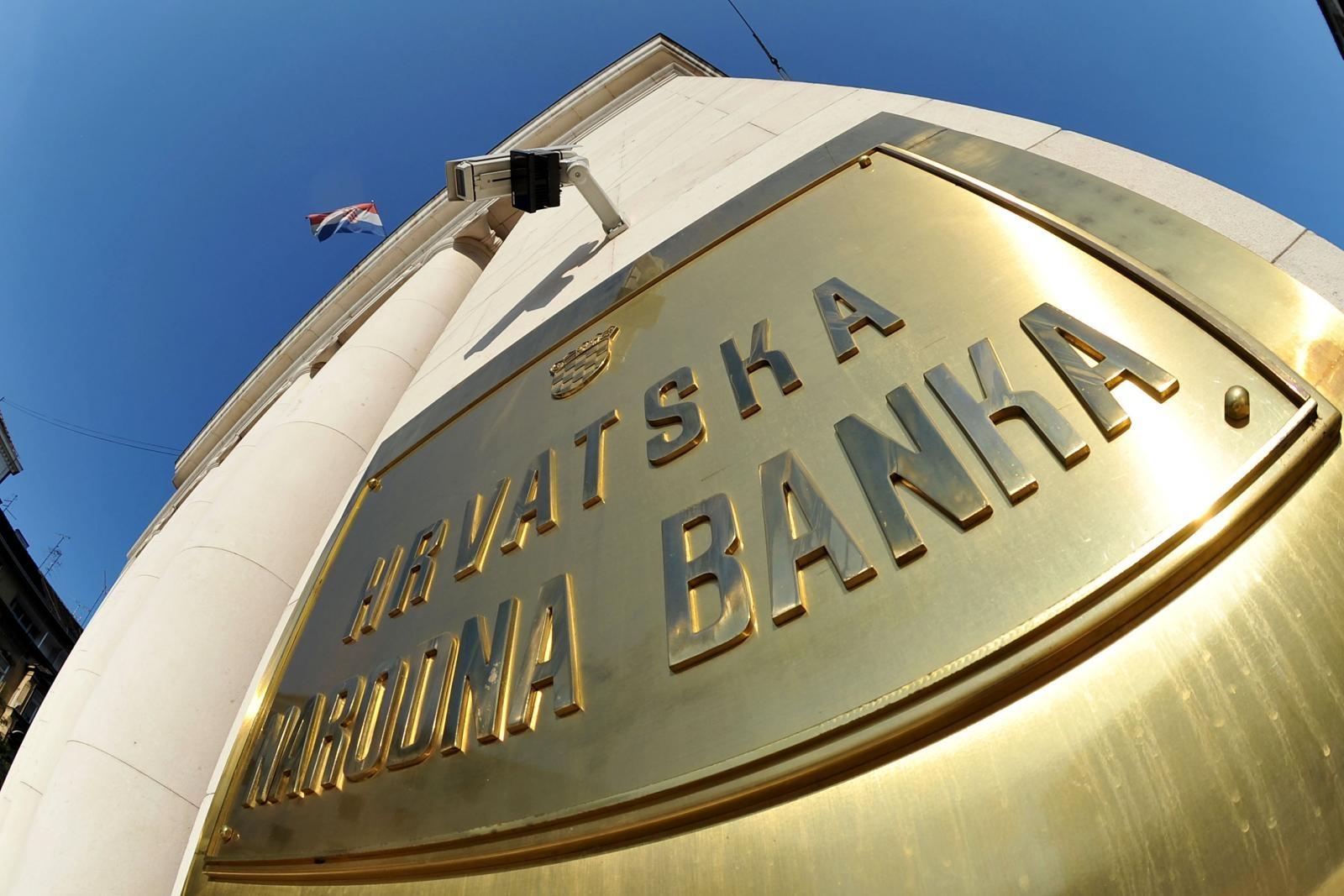 HNB je upozorio banke da diskriminiraju građane uvođenjem naknade za podizanje novca na šalteru