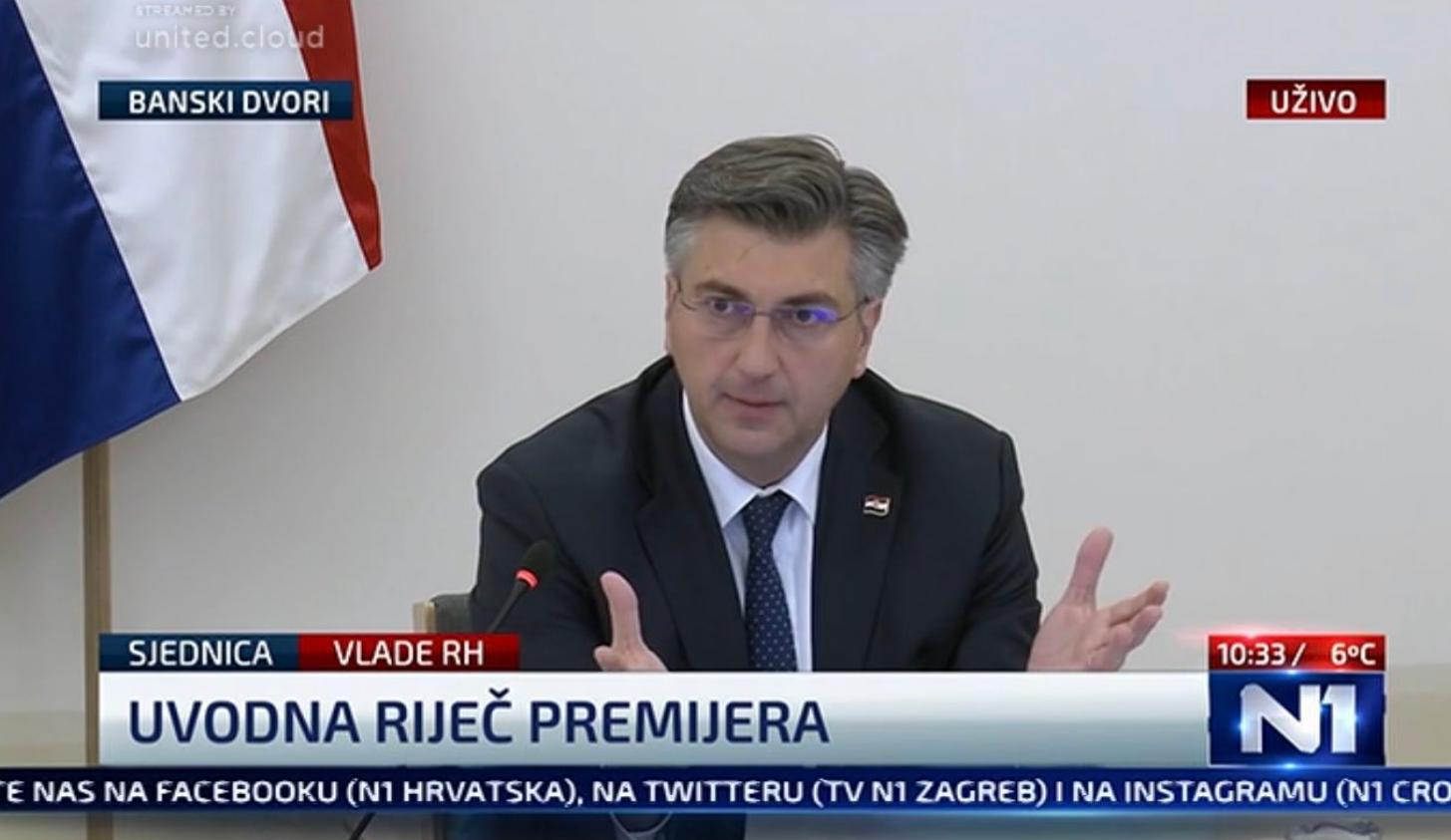 Plenković službeno potvrdio: Predsjednički izbori održat će se 22. prosinca