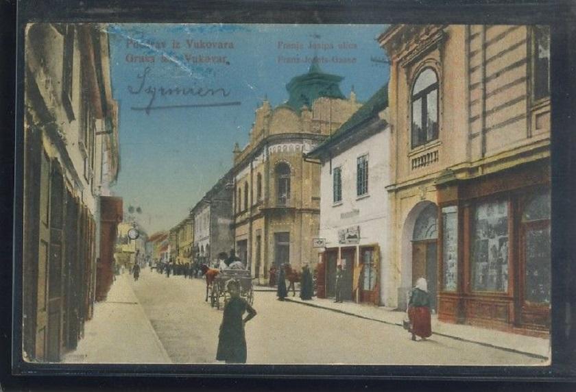 Ulica Franje Josipa.