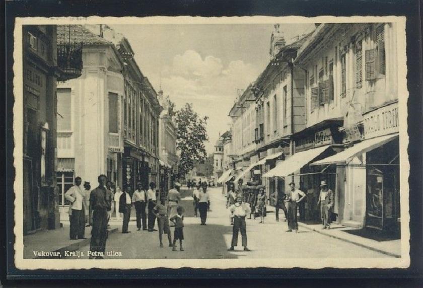Ulica Kralja Petra.