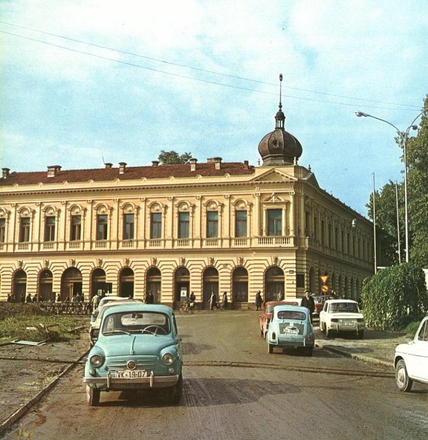 Grand Hotel osamdesetih.