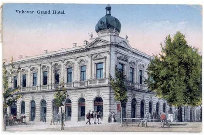 Grand Hotel kako je izgledao nekada.