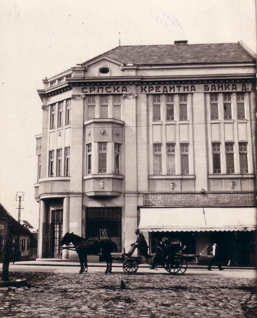 Vukovar u doba kraljive SHS.