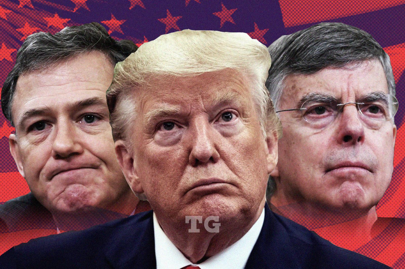 Analiza: Na svjedočenju o opozivu Trumpa dva odmjerena gospodina bacila su bombu kao iz špijunskog romana