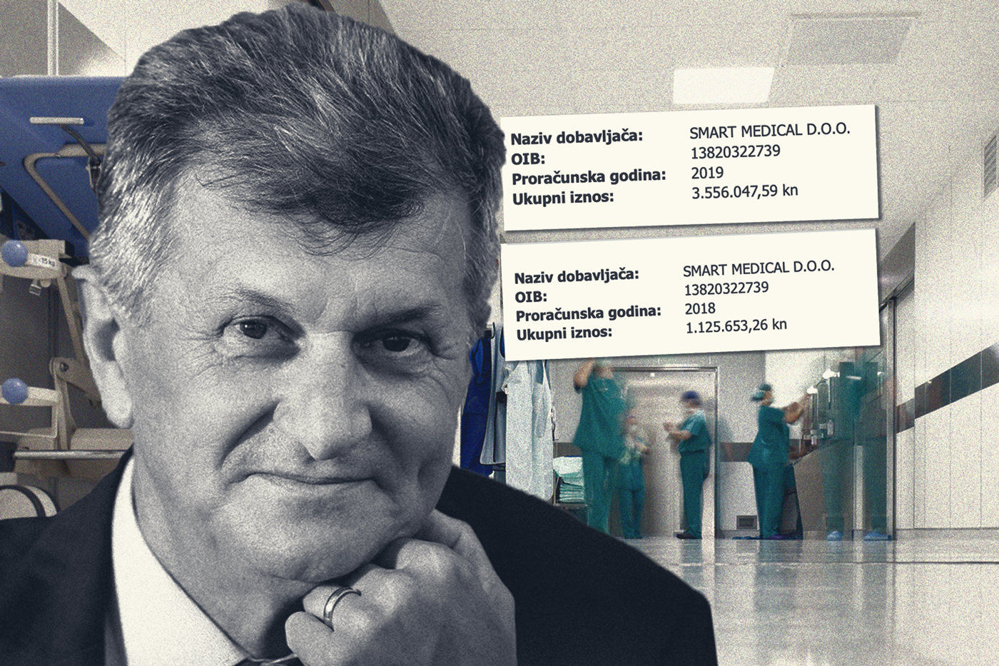 Ekskluziv: Ministarstvo zdravstva isplatilo 4,7 milijuna kuna poslovnom partneru Kujundžićevih