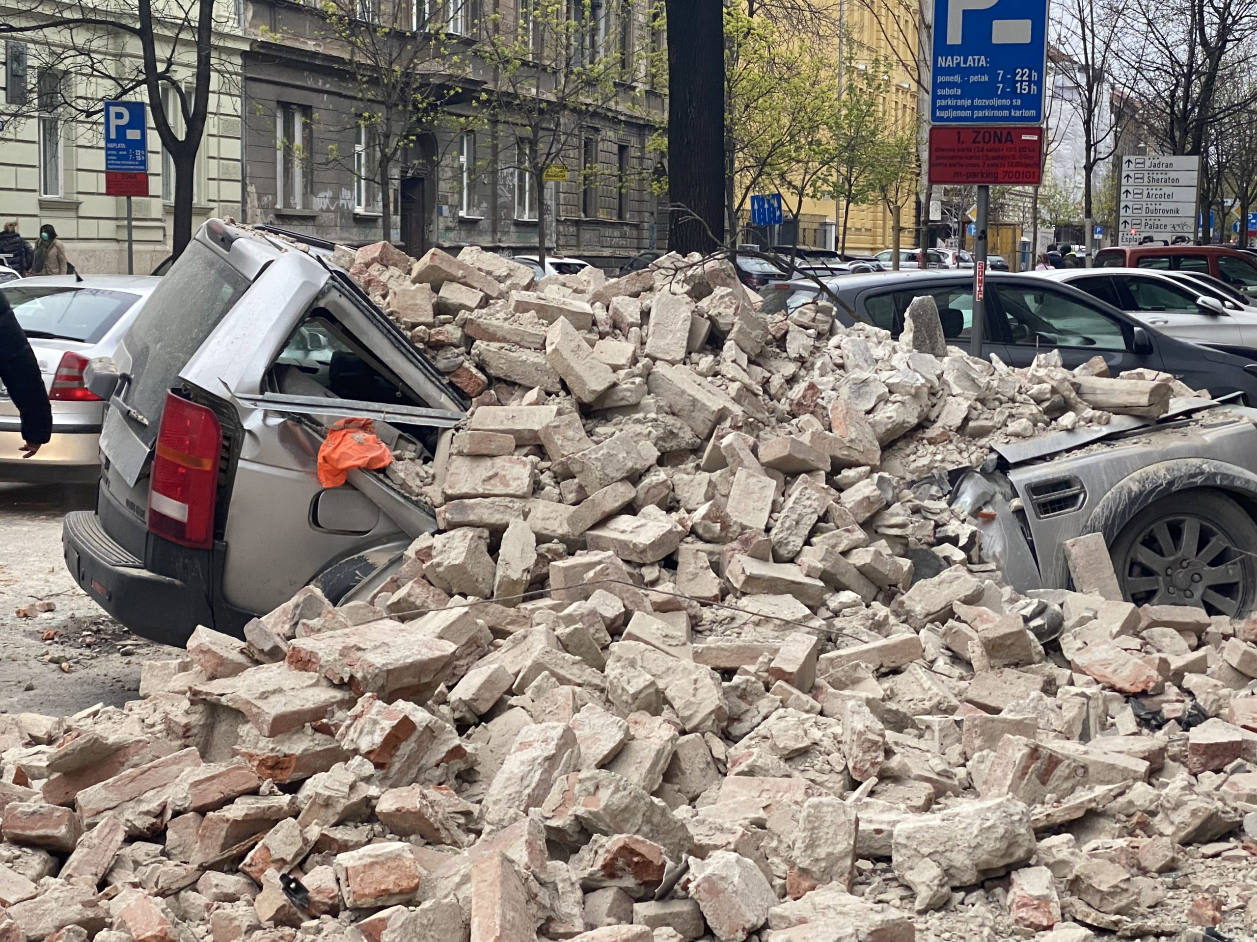 Foto Snazan Potres U Zagrebu Telegram Hr