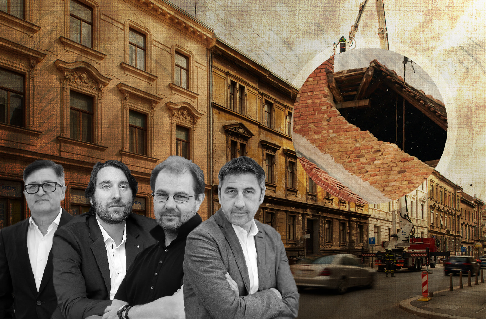Arhitekti Na Telegramu Koliko Bi Zagreb Manje Stradao Da Prije