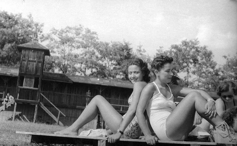 Foginovo kupalište, 1942. godine